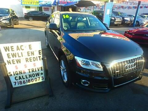 2016 Audi Q5 for sale at Cedano Auto Mall Inc in Bronx NY