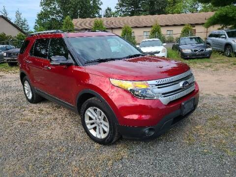 2014 Ford Explorer for sale at BETTER BUYS AUTO INC in East Windsor CT
