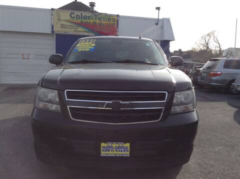 2008 Chevrolet Tahoe for sale at Worldwide Auto Sales in Fall River MA