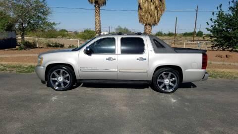 2007 Chevrolet Avalanche for sale at Ryan Richardson Motor Company in Alamogordo NM