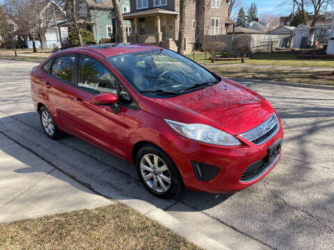 2011 Ford Fiesta for sale at RIVER AUTO SALES CORP in Maywood IL