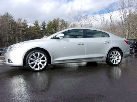 2011 Buick LaCrosse for sale at Mark's Discount Truck & Auto Sales in Londonderry NH
