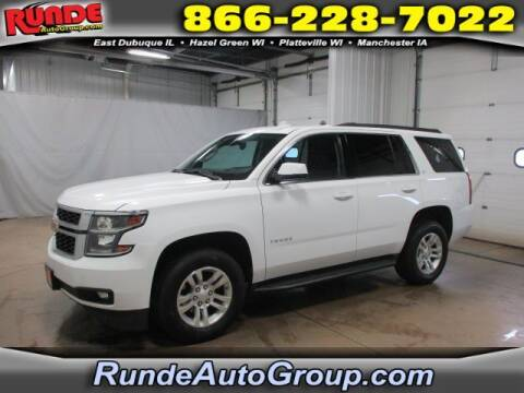 2020 Chevrolet Tahoe for sale at Runde Chevrolet in East Dubuque IL