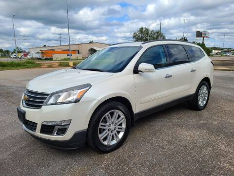 2013 Chevrolet Traverse for sale at Access Motors Co in Mobile AL