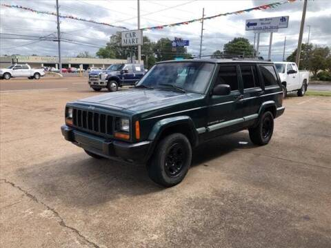 1999 Jeep Cherokee for sale at Herman Jenkins Used Cars in Union City TN