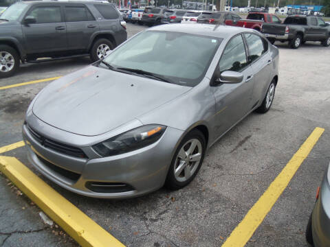 2015 Dodge Dart for sale at ORANGE PARK AUTO in Jacksonville FL