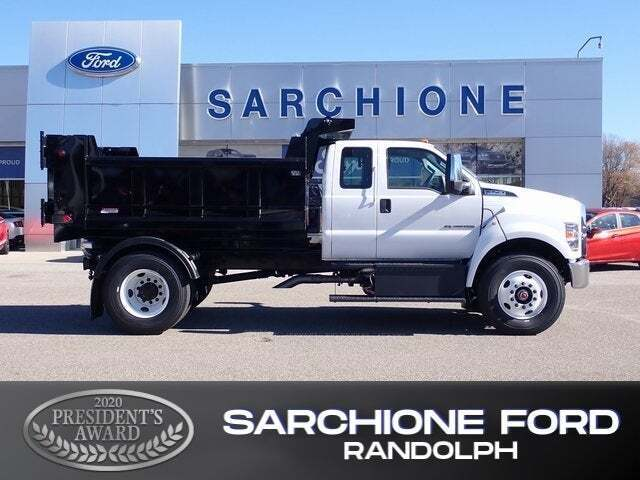2021 Ford F-750 Super Duty for sale in Randolph, OH