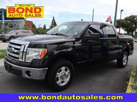2012 Ford F-150 for sale at Bond Auto Sales in Saint Petersburg FL