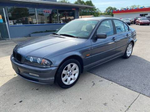 2001 BMW 3 Series for sale at Wise Investments Auto Sales in Sellersburg IN