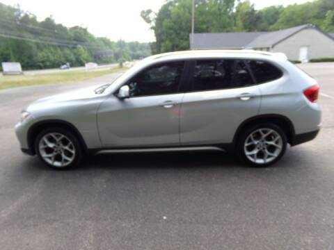 2015 BMW X1 for sale at West End Auto Sales LLC in Richmond VA