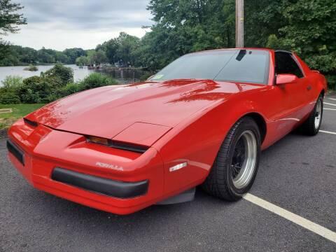 1989 Pontiac Firebird for sale at Ultra Auto Center in North Attleboro MA