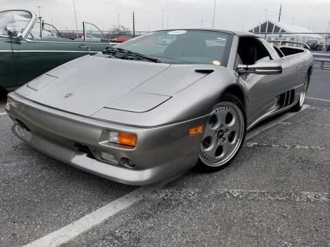 1998 Lamborghini Diablo for sale at Great Lakes Classic Cars & Detail Shop in Hilton NY