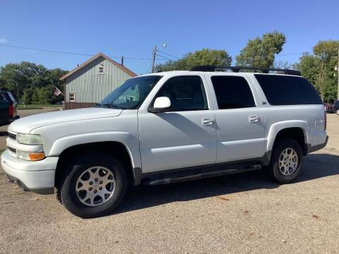 2003 Chevrolet Suburban for sale at Mark's Sales and Service in Schoolcraft MI