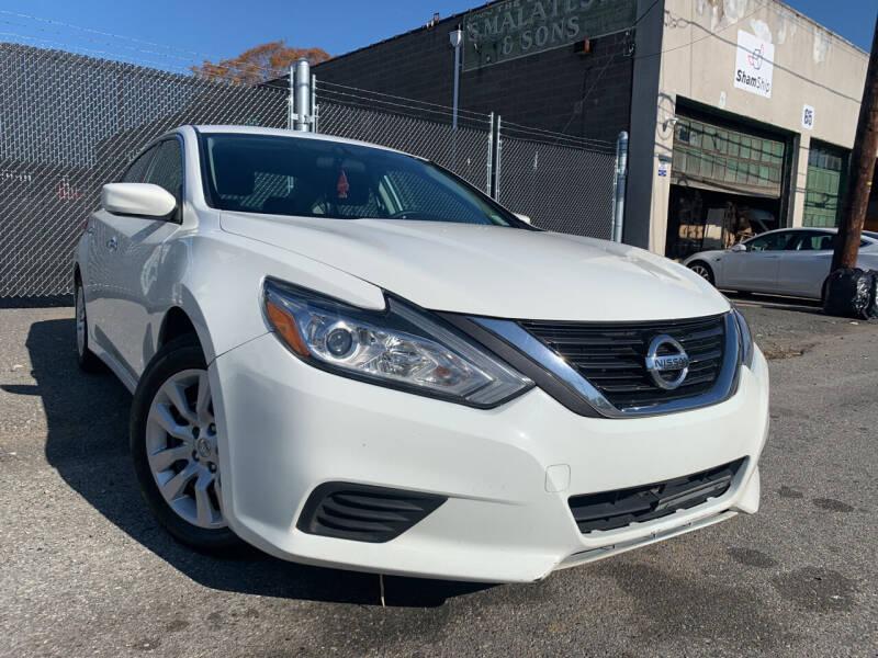 2017 Nissan Altima 2.5 S 4dr Sedan - Paterson NJ