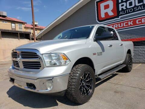 2014 RAM Ram Pickup 1500 for sale at Red Rock Auto Sales in Saint George UT