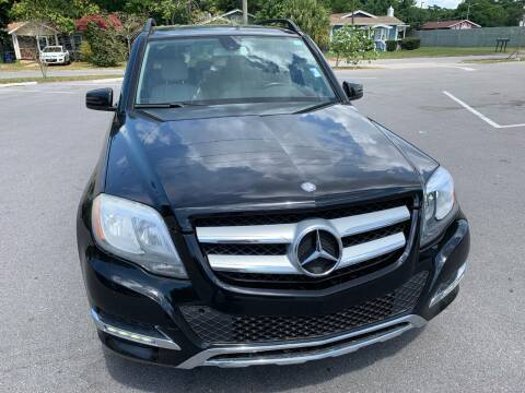2015 Mercedes-Benz GLK for sale at Consumer Auto Credit in Tampa FL
