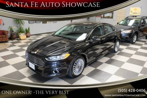 2013 Ford Fusion for sale at Santa Fe Auto Showcase in Santa Fe NM