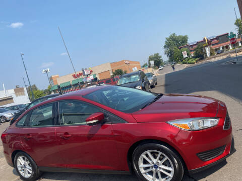 2016 Ford Focus for sale at Sanaa Auto Sales LLC in Denver CO