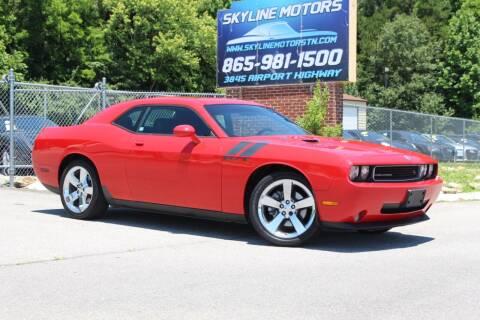 2009 Dodge Challenger for sale at Skyline Motors in Louisville TN