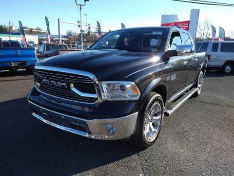 2016 RAM Ram Pickup 1500 for sale at P J McCafferty Inc in Langhorne PA