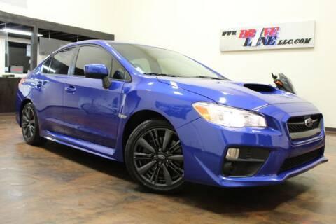 2016 Subaru WRX for sale at Driveline LLC in Jacksonville FL