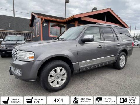 2010 Lincoln Navigator for sale at Sabeti Motors in Tacoma WA