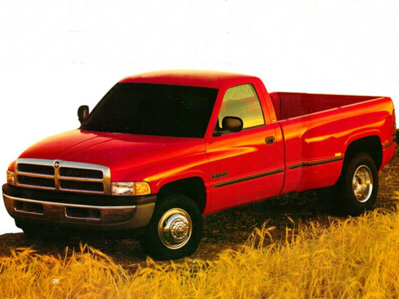 1998 Dodge Ram Pickup 3500 for sale at St. Croix Classics in Lakeland MN