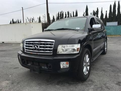 2009 Infiniti QX56 for sale at Boktor Motors in North Hollywood CA