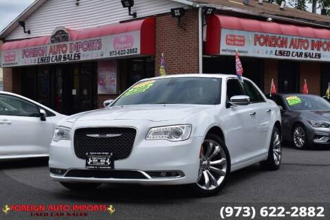2019 Chrysler 300 for sale at www.onlycarsnj.net in Irvington NJ