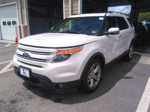 2012 Ford Explorer for sale at Smart Chevrolet in Madison NC
