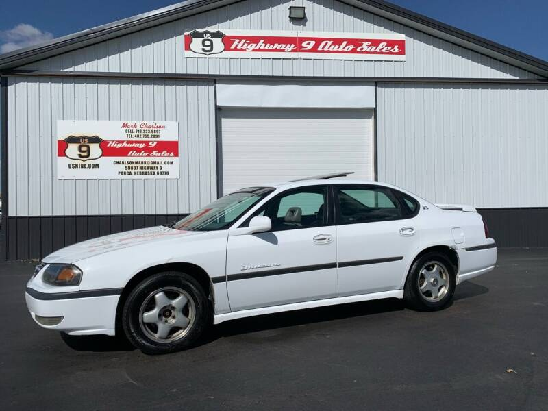 2000 Chevrolet Impala for sale at Highway 9 Auto Sales - Visit us at usnine.com in Ponca NE