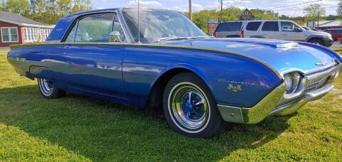 1962 Ford Thunderbird for sale at J Wilgus Cars in Selbyville DE