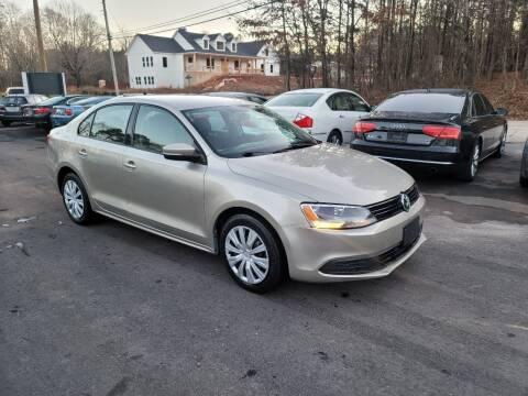 2014 Volkswagen Jetta for sale at GA Auto IMPORTS  LLC in Buford GA