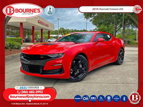 2019 Chevrolet Camaro for sale at Bourne's Auto Center in Daytona Beach FL