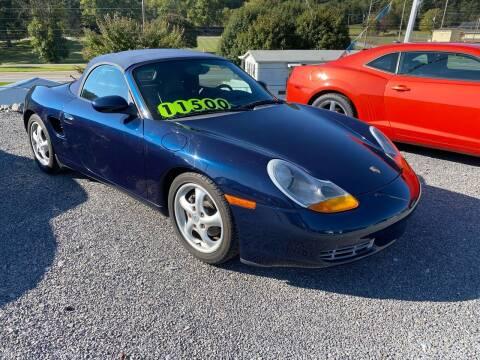 1999 Porsche Boxster for sale at BOLLING'S AUTO in Bristol TN