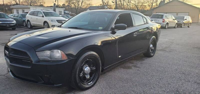 2013 Dodge Charger for sale at AUTO NETWORK LLC in Petersburg VA