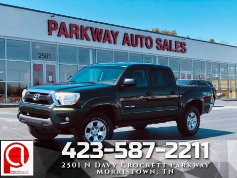 2014 Toyota Tacoma for sale at Parkway Auto Sales, Inc. in Morristown TN