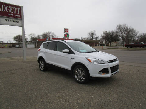2015 Ford Escape for sale at Padgett Auto Sales in Aberdeen SD