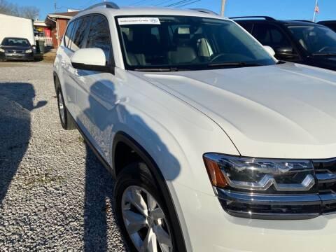 2019 Volkswagen Atlas for sale at Z Motors in Chattanooga TN