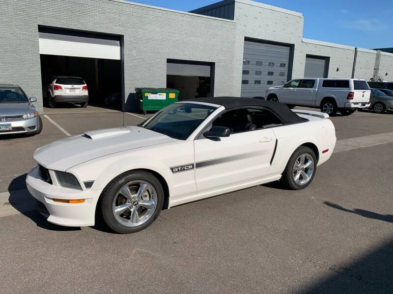 2007 Ford Mustang for sale at The Car Buying Center in St Louis Park MN