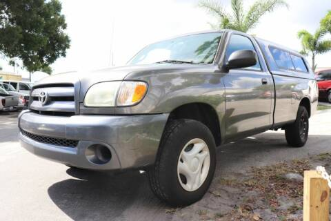 2003 Toyota Tundra for sale at Keen Auto Mall in Pompano Beach FL