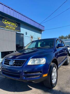 2004 Volkswagen Touareg for sale at CAR VIPS ORLANDO LLC in Orlando FL