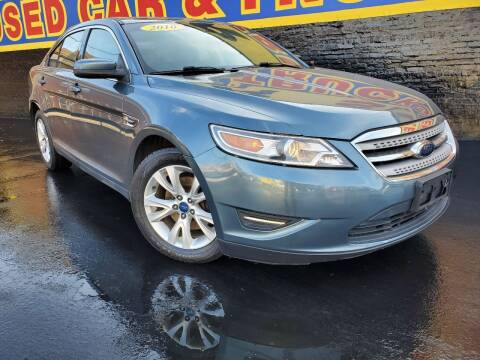 2010 Ford Taurus for sale at B & R Motor Sales in Chicago IL
