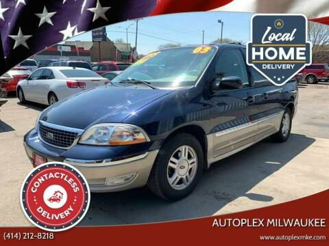 2003 Ford Windstar for sale at Autoplex Milwaukee in Milwaukee WI