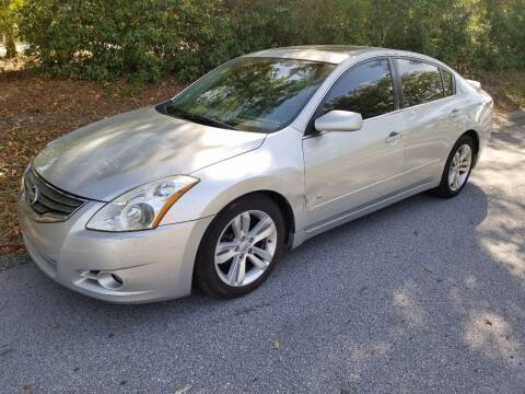 2011 Nissan Altima for sale at Low Price Auto Sales LLC in Palm Harbor FL