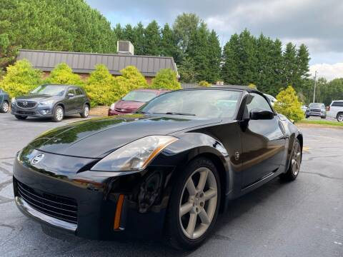 2004 Nissan 350Z for sale at Viewmont Auto Sales in Hickory NC