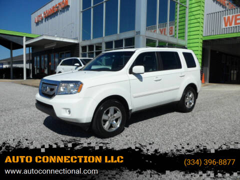 2010 Honda Pilot for sale at AUTO CONNECTION LLC in Montgomery AL
