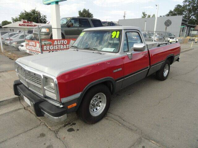 1991 Dodge RAM 250 for sale in Gridley, CA