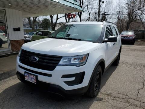 2017 Ford Explorer for sale at New Wheels in Glendale Heights IL