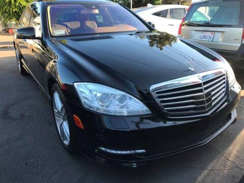 2013 Mercedes-Benz S-Class for sale at Car Lanes LA in Glendale CA